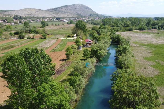 U Hrvatskoj preusmjere rijeku u polje pa Hercegovina ostane bez vode Rijeka-Trebizat